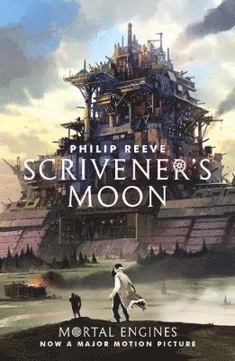 bokomslag Scrivener's Moon