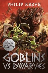 bokomslag Goblins Vs Dwarves (NE)
