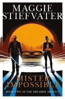 bokomslag Mister Impossible