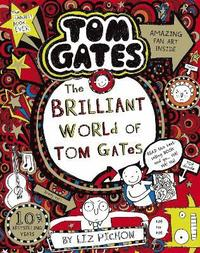 bokomslag The Brilliant World of Tom Gates