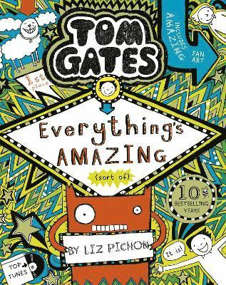 bokomslag Tom Gates: Everything's Amazing (sort of)