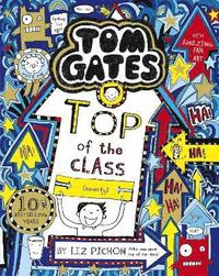 bokomslag Tom Gates: Top of the Class (Nearly)