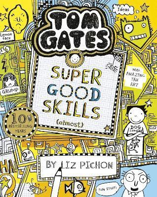 bokomslag Tom Gates: Super Good Skills (Almost...)