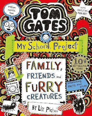 bokomslag Tom Gates: Family, Friends and Furry Creatures