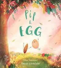bokomslag Pip and Egg (PB)