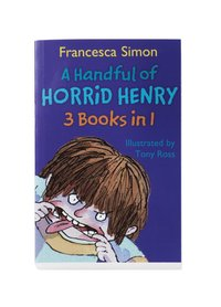 bokomslag A Handful of Horrid Henry