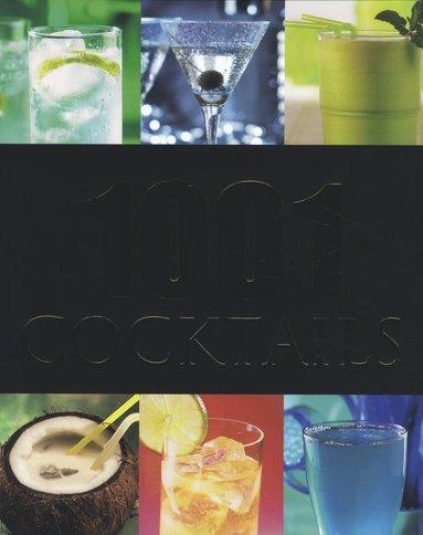 bokomslag 1001 Cocktails