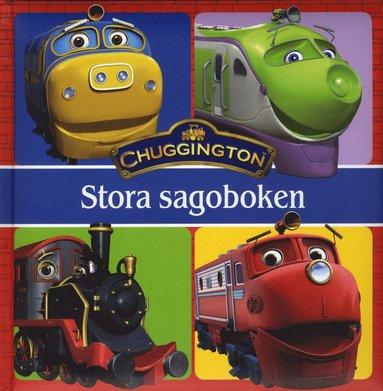 bokomslag Chuggington stora sagoboken