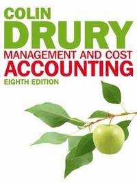 bokomslag Management and Cost Accounting (with CourseMate & EBook Access Card)