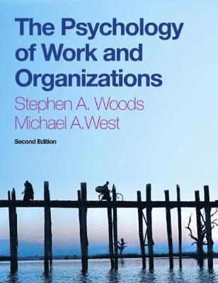 bokomslag The Psychology of Work and Organizations