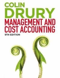 bokomslag Management and Cost Accounting (with CourseMate and eBook Access)