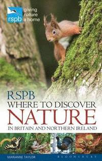 bokomslag RSPB Where to Discover Nature