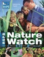 bokomslag RSPB Nature Watch