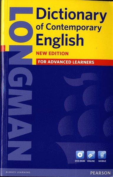 bokomslag Longman Dictionary of Contemporary English - With DVD ROM
