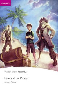 bokomslag Easystart: pete and the pirates book and cd pack