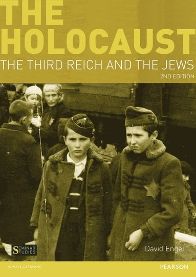 bokomslag The Holocaust: The Third Reich and the Jews