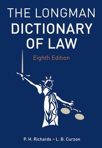 bokomslag Dictionary of Law Pack
