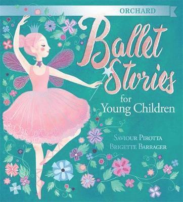 bokomslag Orchard Ballet Stories for Young Children