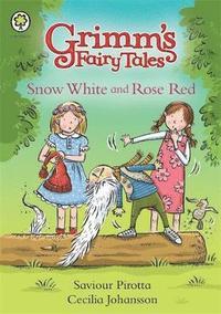 bokomslag Grimm's Fairy Tales: Snow White