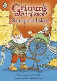 bokomslag Grimm's Fairy Tales: Rumpelstiltskin