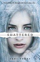 bokomslag Shattered: SLATED Trilogy Book 3