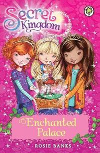 bokomslag Secret Kingdom: Enchanted Palace