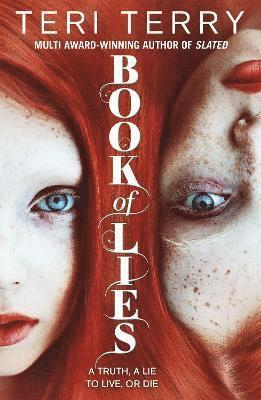 bokomslag Book of Lies