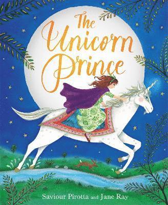 bokomslag The Unicorn Prince