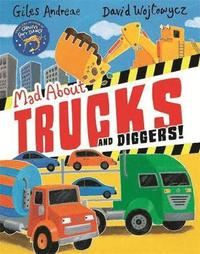 bokomslag Mad About Trucks and Diggers!