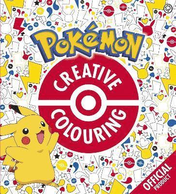 bokomslag Official pokemon creative colouring
