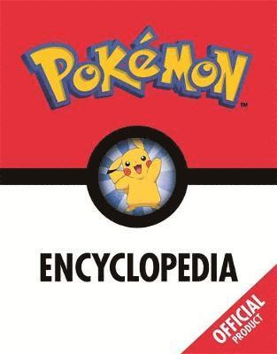 bokomslag The Official Pokemon Encyclopedia