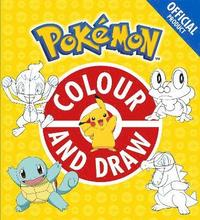 bokomslag The Official Pokemon Colour and Draw