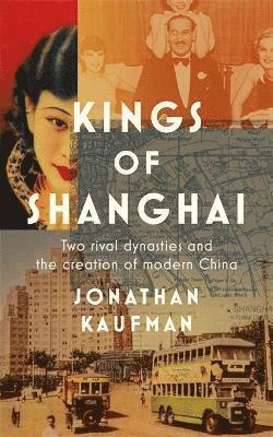 bokomslag Kings of Shanghai