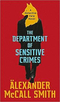 bokomslag The Department of Sensitive Crimes: A Detective Varg novel