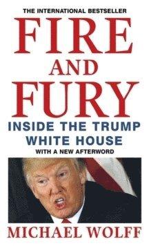 bokomslag Fire and Fury