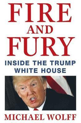 bokomslag Fire and Fury