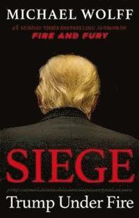 bokomslag Siege: Trump Under Fire