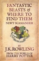 bokomslag Fantastic Beasts and Where to Find Them