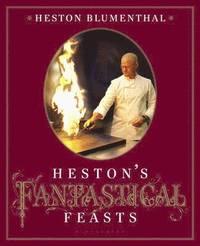 bokomslag Hestons Fantastical Feasts