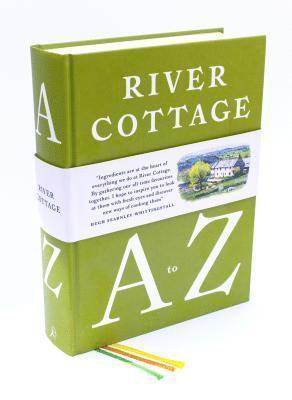 bokomslag River Cottage A to Z