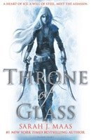 bokomslag Throne of Glass