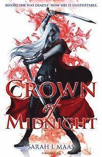 bokomslag Crown of Midnight