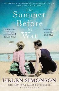 bokomslag The Summer Before the War
