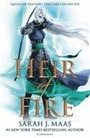 bokomslag Heir of Fire