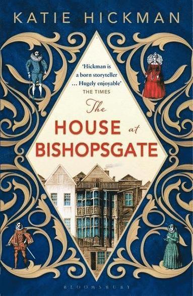 bokomslag The House at Bishopsgate