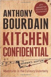 bokomslag Kitchen Confidential