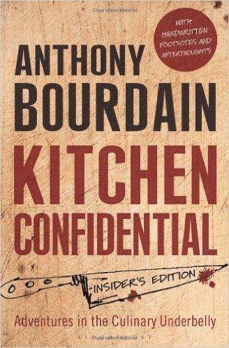 bokomslag Kitchen Confidential - Insiders Edition