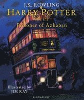 bokomslag Harry Potter and the Prisoner of Azkaban: Illustrated Edition