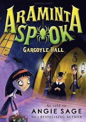 bokomslag Araminta Spook: Gargoyle Hall