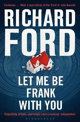 bokomslag Let Me Be Frank With You